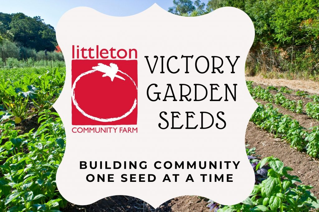 Victory Garden Seeds Order Page